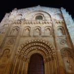 Nocturna Catedral Zamora